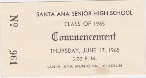 Commencement Card