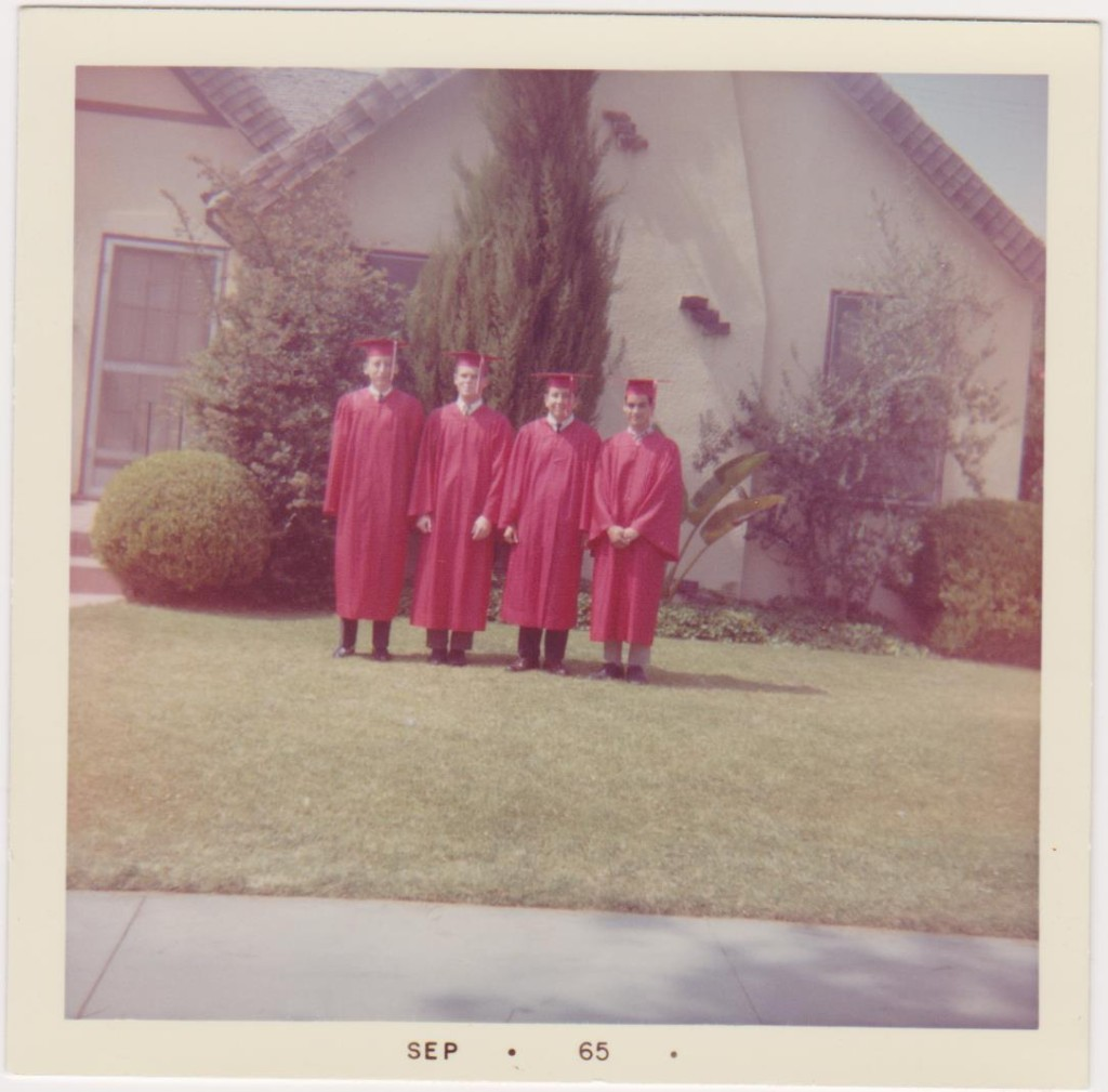 Graduation Day, June 1965