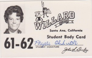 Phyliss Aldrich Willard