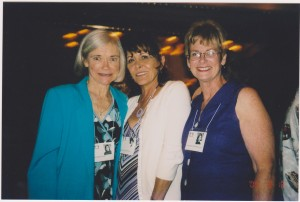 40th Reunion:  Claudia Cohrt.....