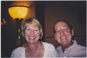 40th Reunion:  Jane Lindley, Doug Nalle