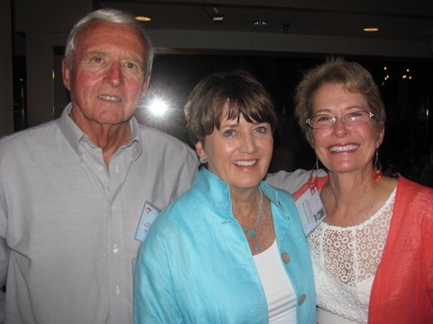 Ed Laughlin, Marcia, Nanci